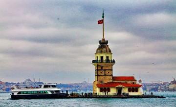 Dünya'nın En Anlamlı Kulesi: Kız Kulesi
